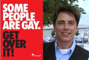 Some people are gay.  Get over it!