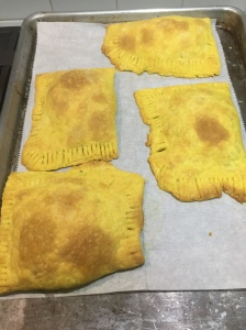 Jamaican meat pies